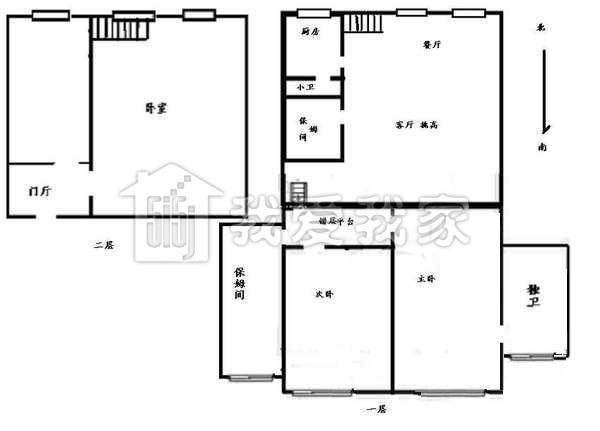 复式,错层,平层等多种户型结构应有尽有,大主卧,大客厅,大阳台,落地图片