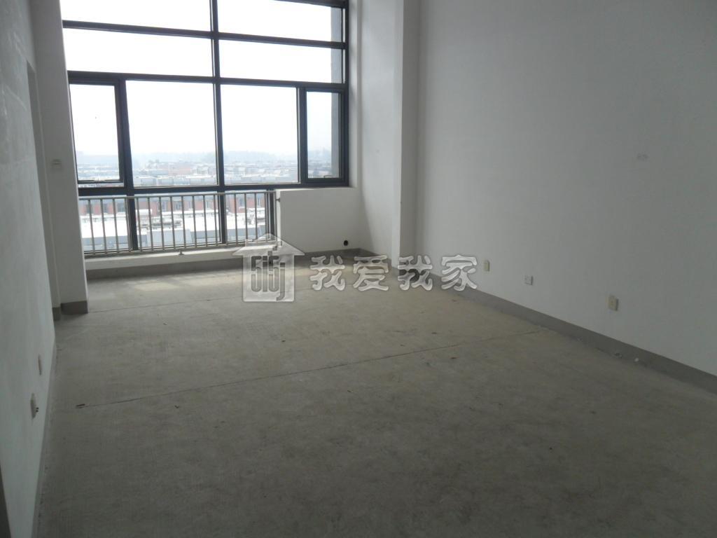 【我爱我家 阳光房】顶层挑高4.3米,低密度电梯洋房自建阁楼