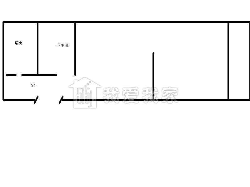 七十平方的房子设计图
