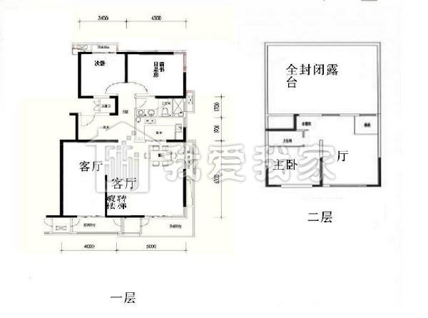 85平米自建房子设计图