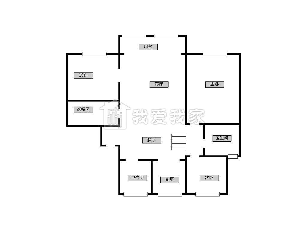 长岛花园二手房_稀缺户型3室2厅2卫 长岛花园_苏州我