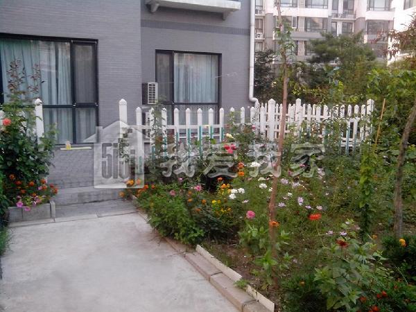 眼见为实】梨园城铁南桃花岛豪华装修大三居一层送40平米大花园