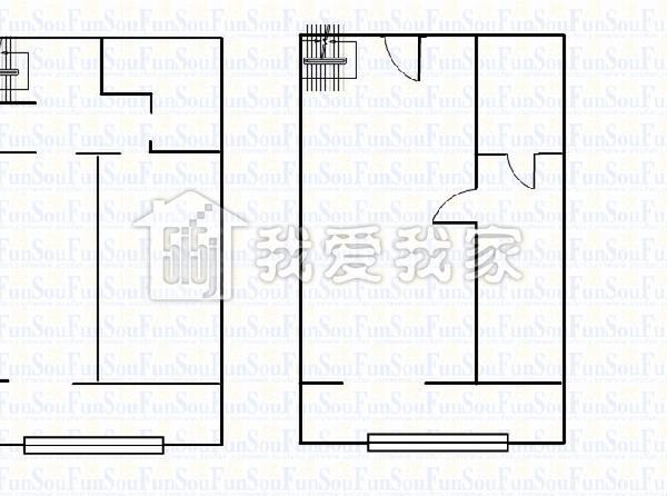 外滩梅园结构图