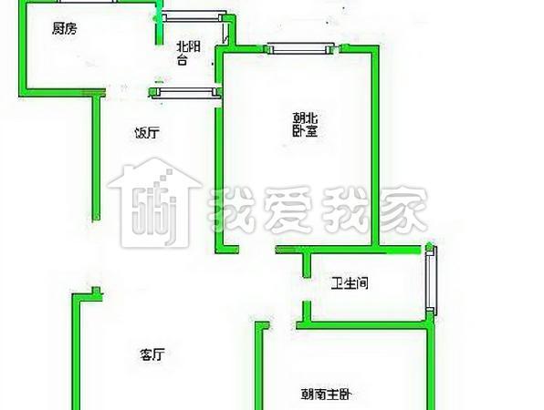 户型 户型图 平面图 596_450