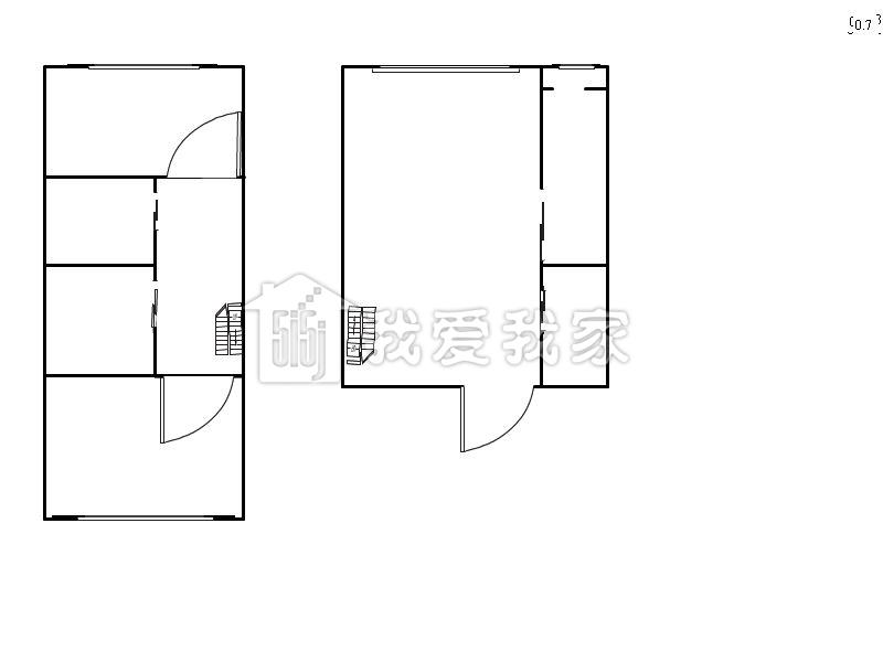 落地中空玻璃风景窗,隔开尘器;公共部分:建筑为钢筋混凝土框架结构