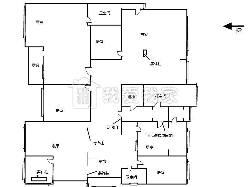 七十平方的房子设计图展示