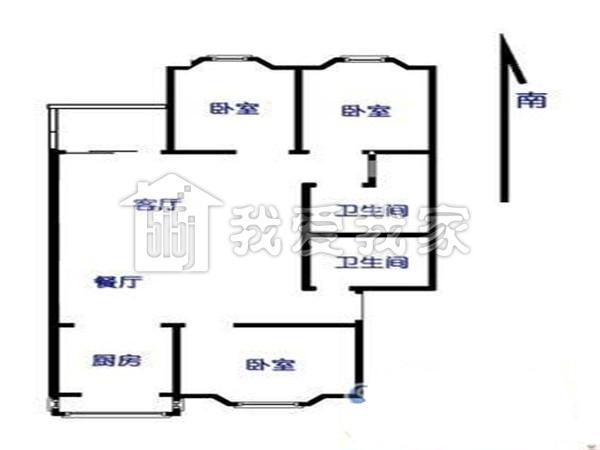 房子深十米宽十二米设计图