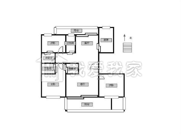 公寓快题设计手绘图