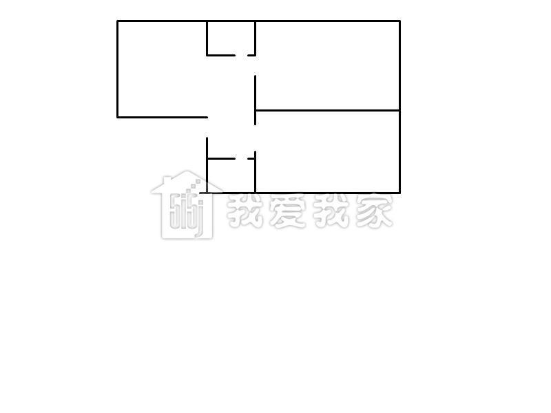 兴随小区房屋结构图
