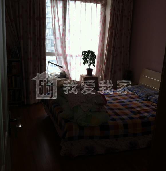 幼儿园墙面装饰-互动墙-我爱我家