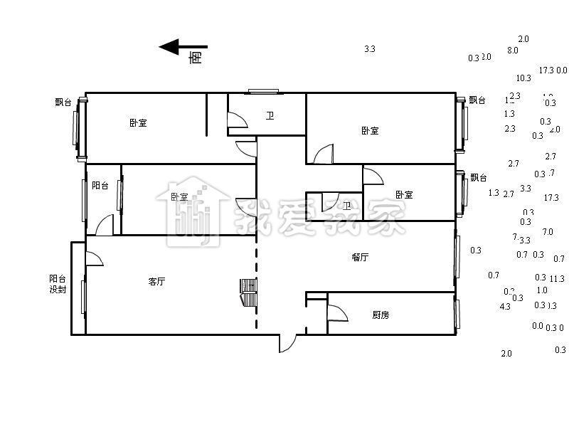占地面积:49700平方米 总建筑面积:120000平方米 开工时间:2003