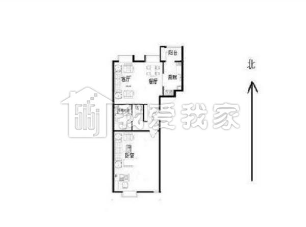我爱我家 帮您选择理想的家温泉入户 花样洋房 6号线朝阳公园