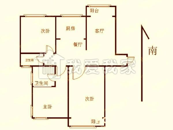 室内图片 地图/360度街景 小区名称:御道家园 竣工时间