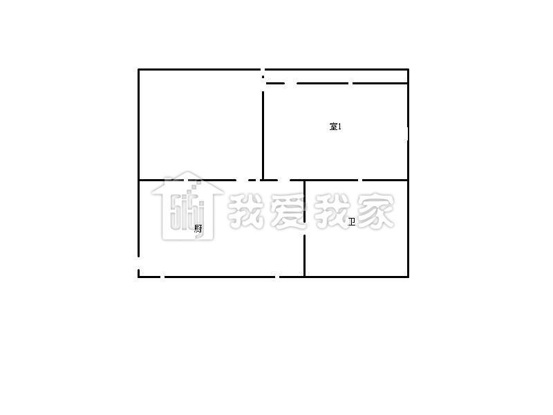 农村367平方一厅两房一厨设计图展示