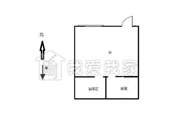 20平米车库改住宅结构图片