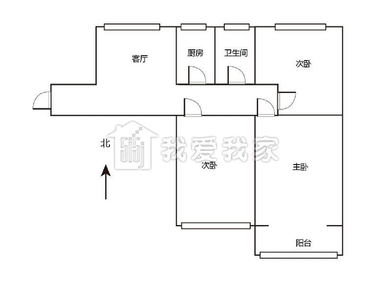 长岛花苑/长岛公寓租房_长岛花苑新出三房精装修 南北
