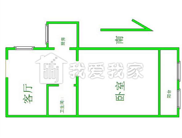 两层宿舍楼房电路图