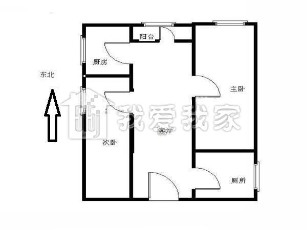 67平方房子设计图