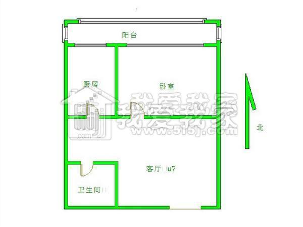 60平米餐馆设计图