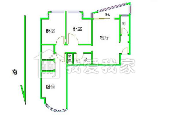 七十平方的房子設計圖展示
