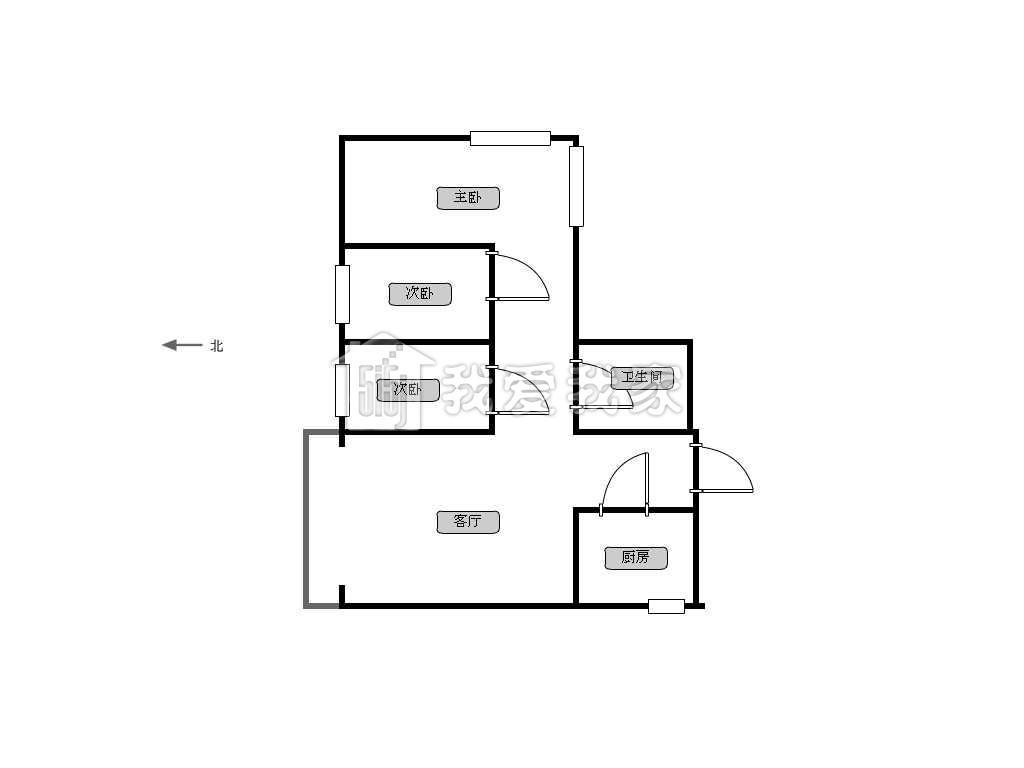 6x15米房屋设计图图片
