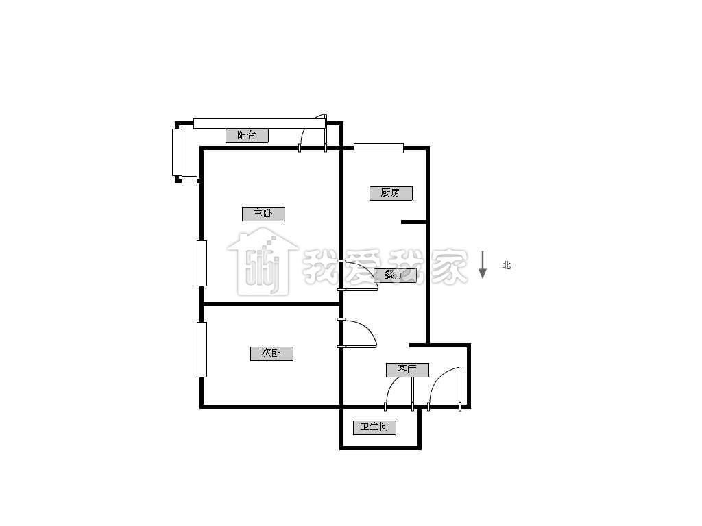 三源里塔楼最佳宜居户型