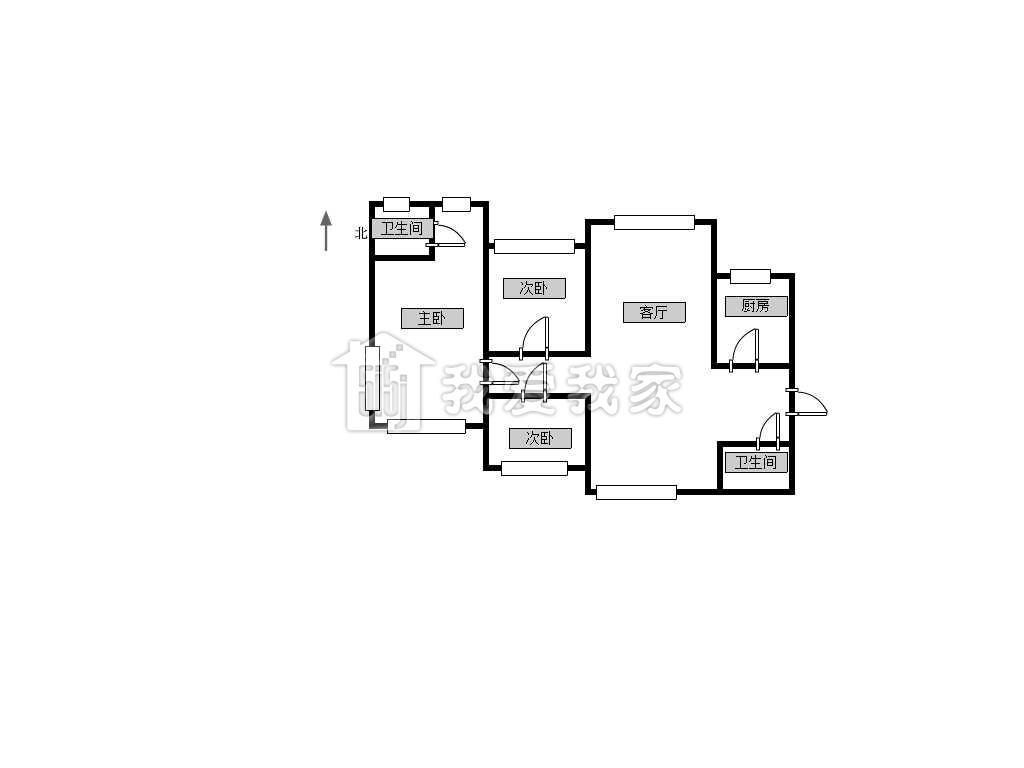 农村八十平米两层楼房设计图分享展示