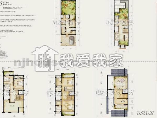 210平米别墅设计图