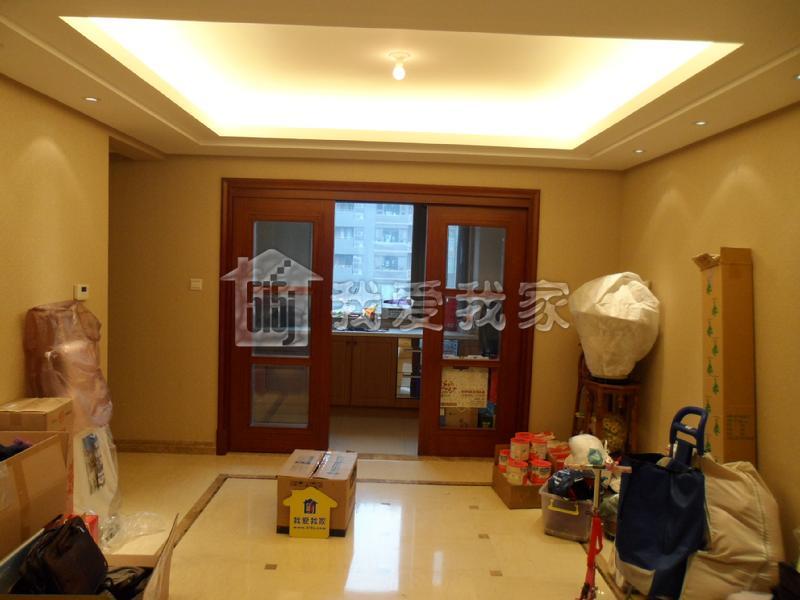 万科紫台二手房出售 满五年唯一 精装三居室 税费低