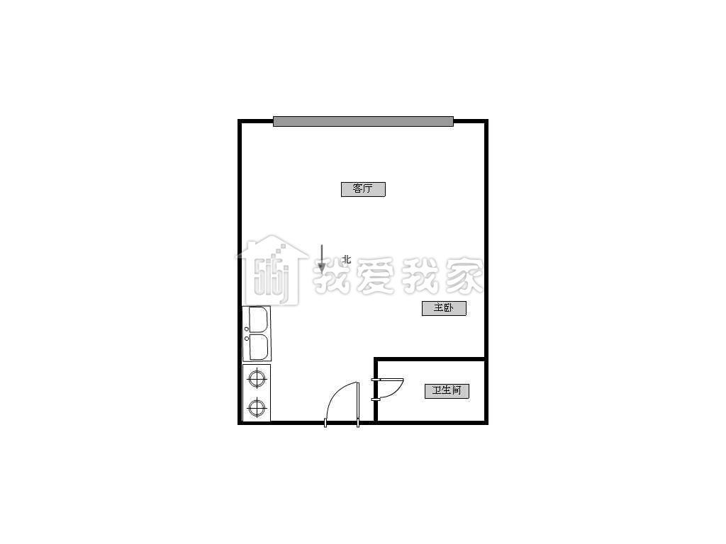 户型 户型图 平面图 1024_768