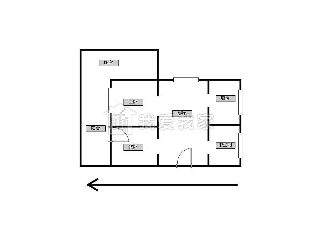 天井楼房设计图