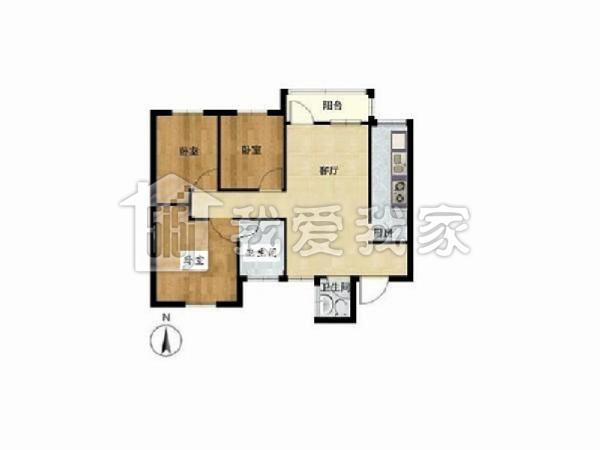 115平方3层房子设计图