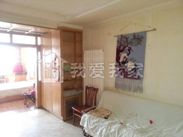 南苑北里有精装修两居室的房子