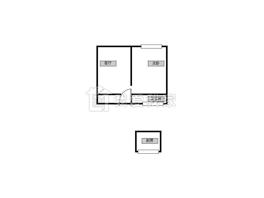 平房平面设计图6米乘9