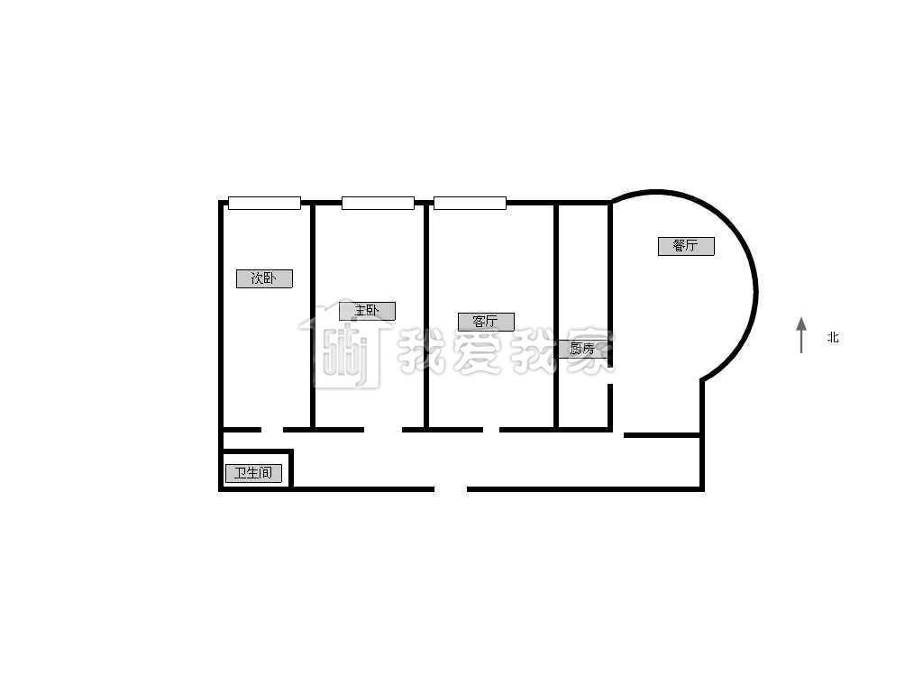 工程图 简笔画 平面图 手绘 线稿 1024_768