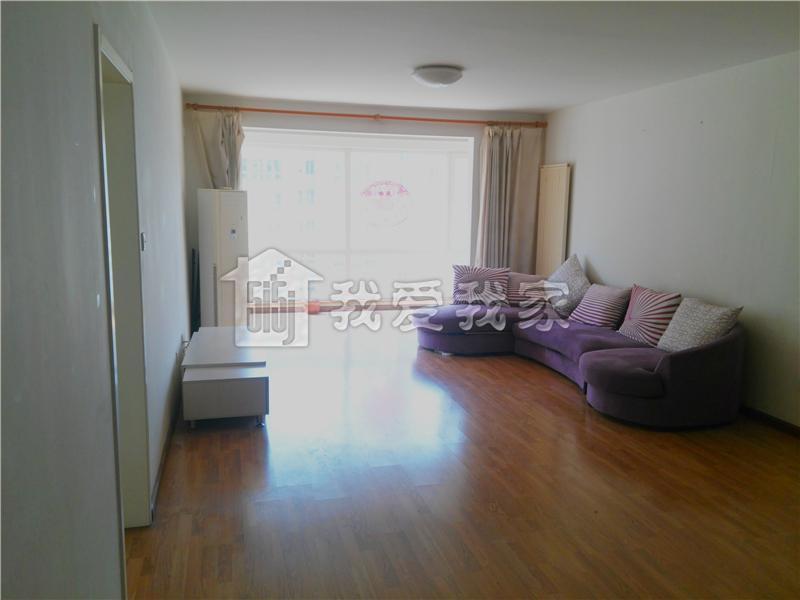 阳光丽景精装修三居室 小区环境优越 装修好 高档家具家电超低价格