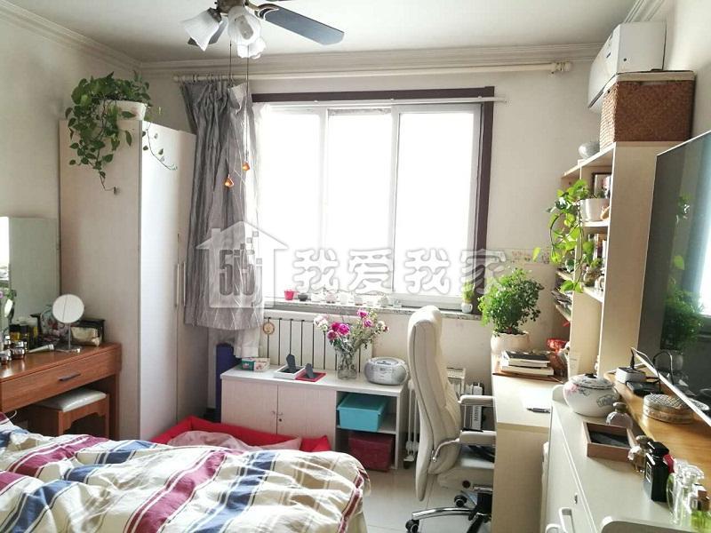 厅卧一体装修效果图