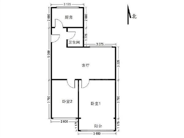 8米x8米两层楼设计图