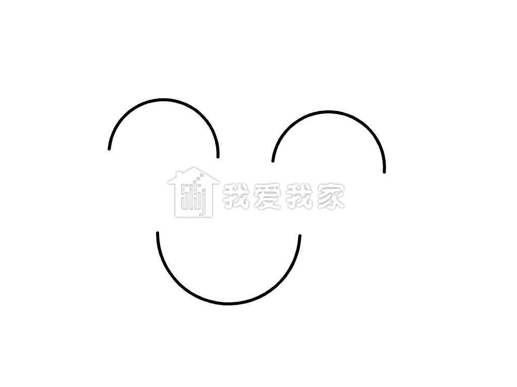广场简笔画图片大全集