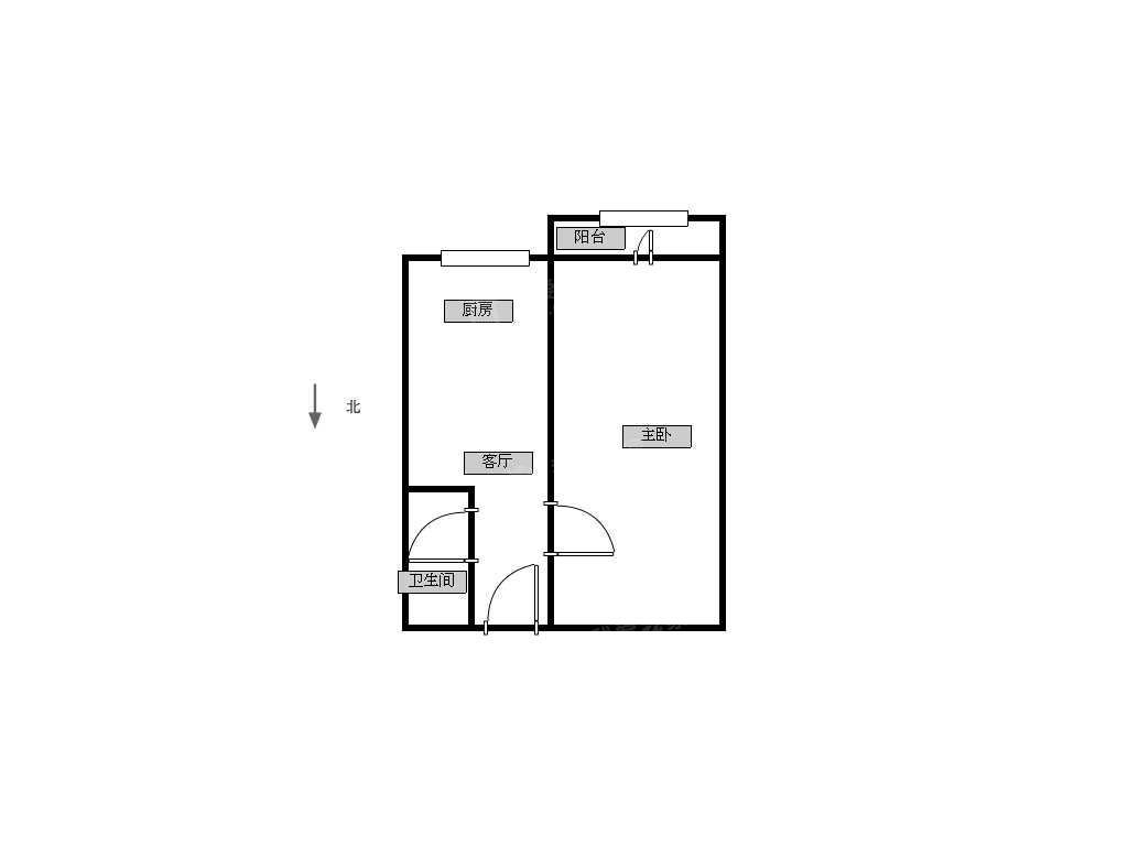 西南角附近卫安南里小区出租单间 三室合租电梯房 家具... - 豆瓣