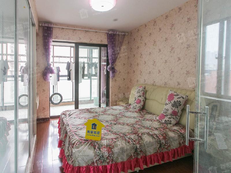 金地中·心城精装三居室中层通透满二诚售,二手房