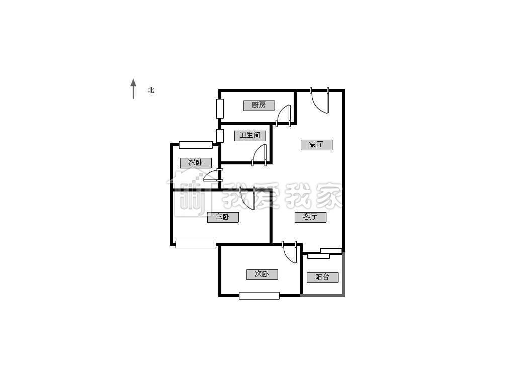 02 单价(万/m) 3室2厅 户型 89 面积(m) 小区:擎天半岛 楼层:中楼层/2