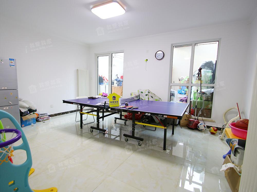 首创新悦都二区三室二厅二卫下跃户型南北两个阳光房