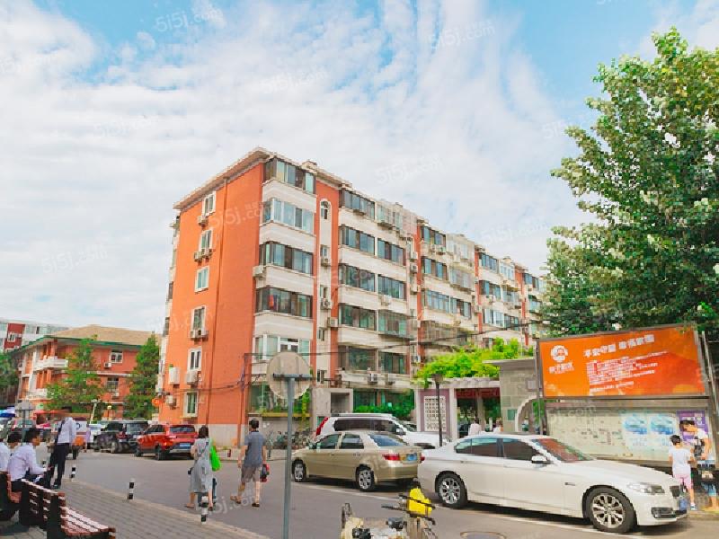 安翔南里 信息科技大学家属楼 南北通透 带30平正规小院
