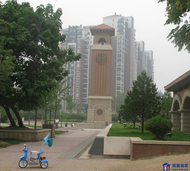 北京二手房 海淀二手房 清河 橡树湾      《我爱我家阳光房》超豪华