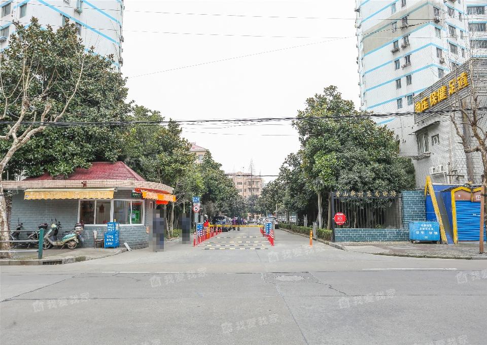 香山东南街坊