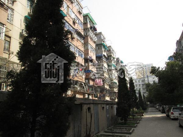 定淮门大街图片