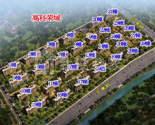 南京高科荣域