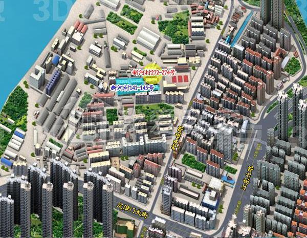 新河一村北片图片