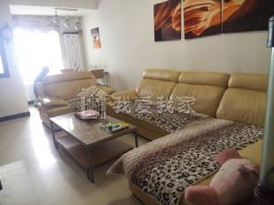 建设南路中正悦湾精装两室 全家具家电 采光好 拎包住 可月付